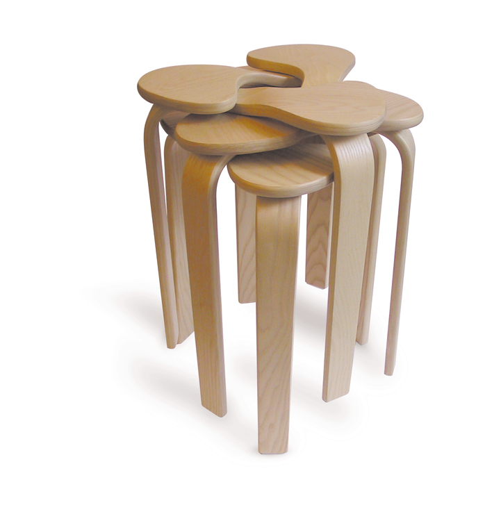 Stacking stools Kevin Karst Design : StackingChairs from www.kevinkarst.com size 698 x 750 jpeg 181kB